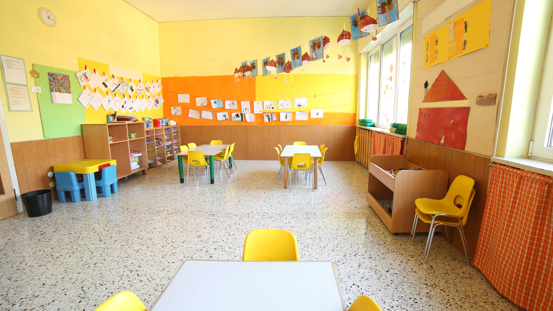 5 cleaning tips for a healthy daycare center