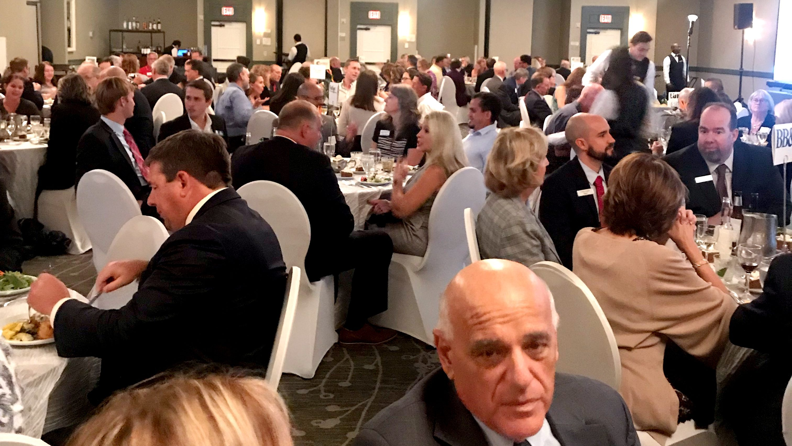 Founders Forum Founder of the Year Dinner in Melbourne Florida at Crown Plaza Melbourne Oceanfront