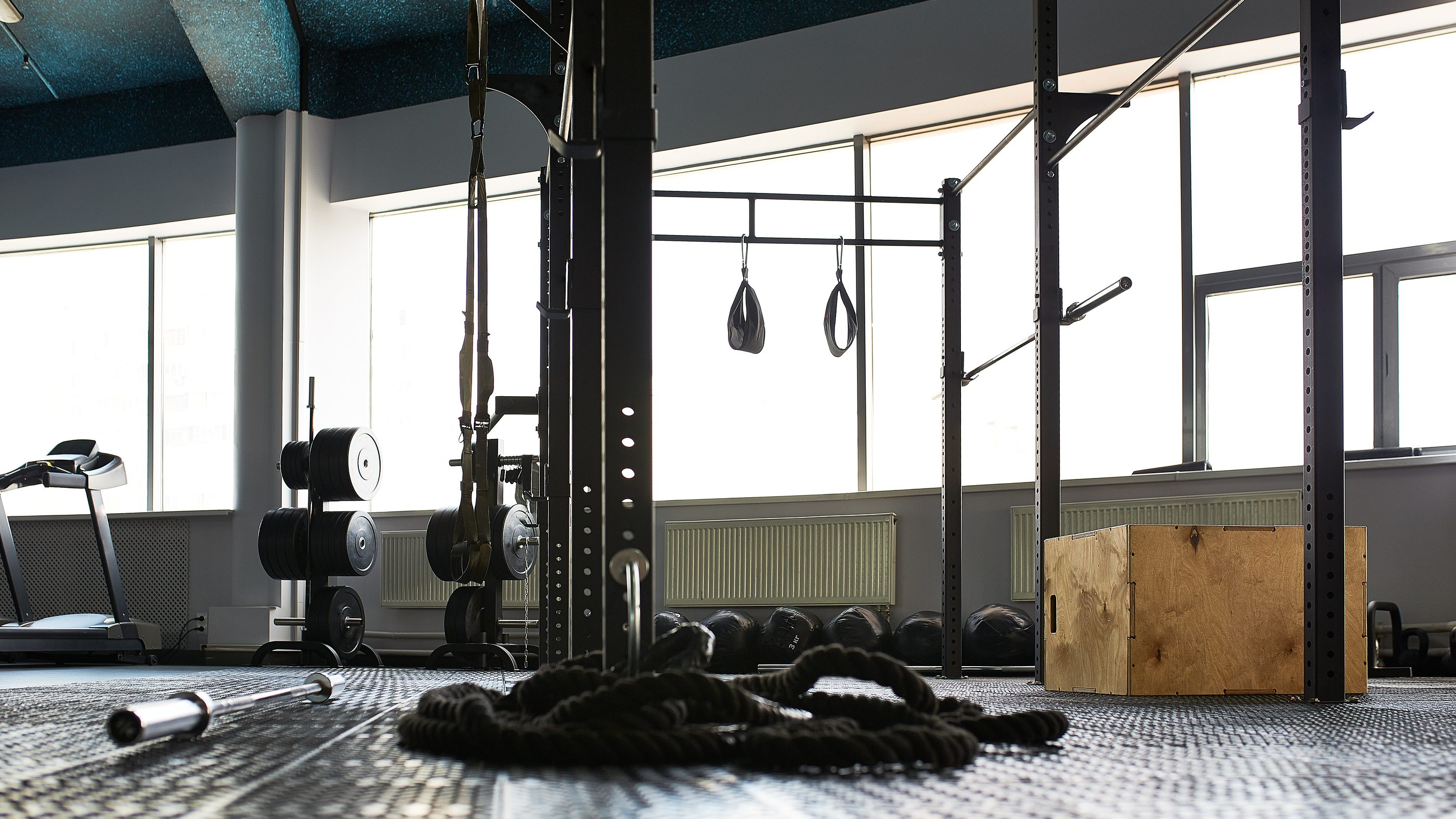 5 places germs can hide in your gym
