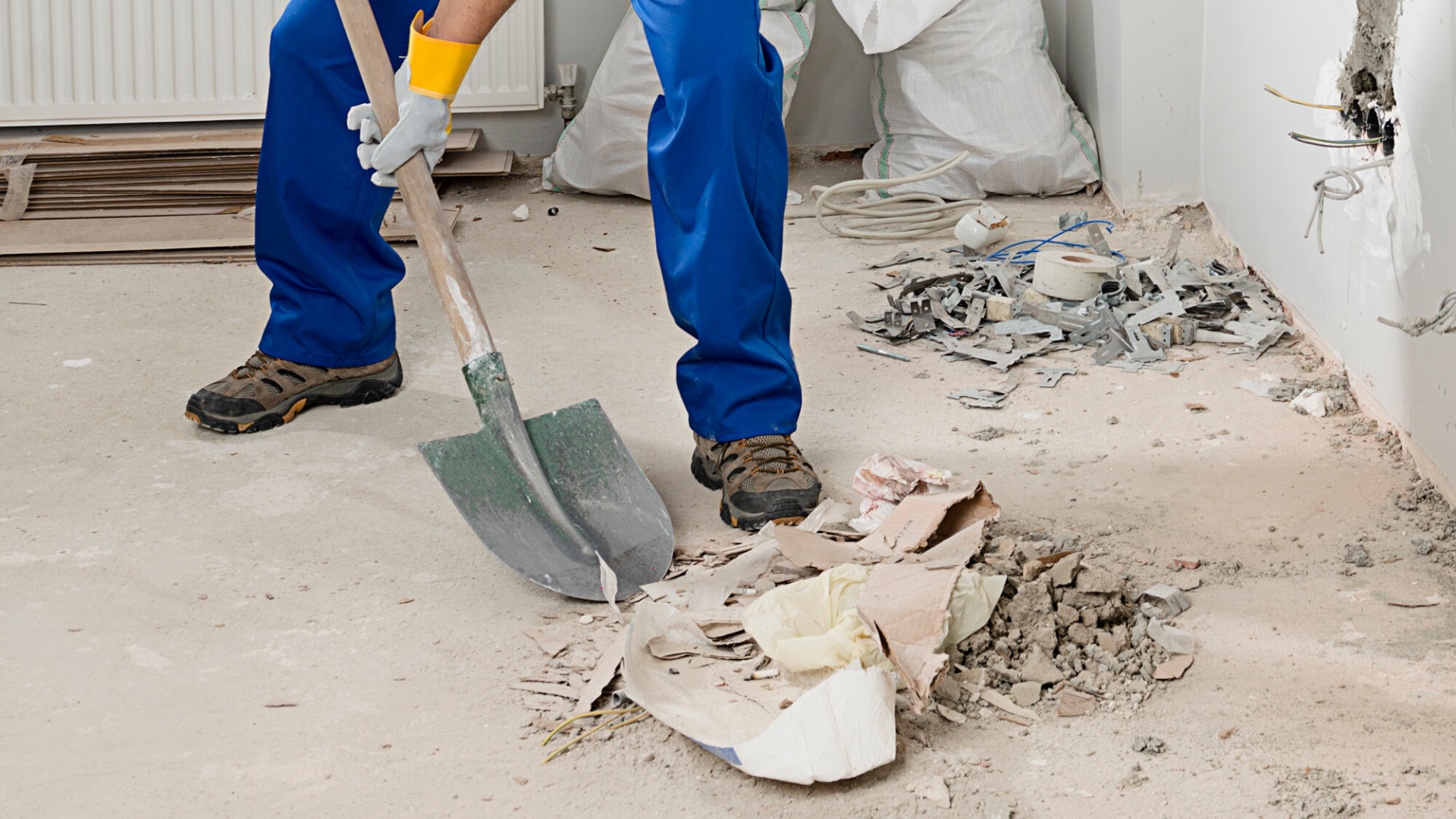 what are the phases of post-construction cleaning